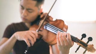 What A Beautiful Name Hillsong Violin cover by Daniel