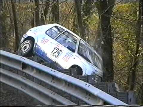 rally crash 2003 rally di montecarlo youtube. Black Bedroom Furniture Sets. Home Design Ideas