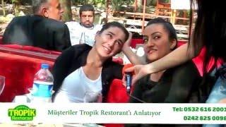Tropik restaurant Ulupınar
