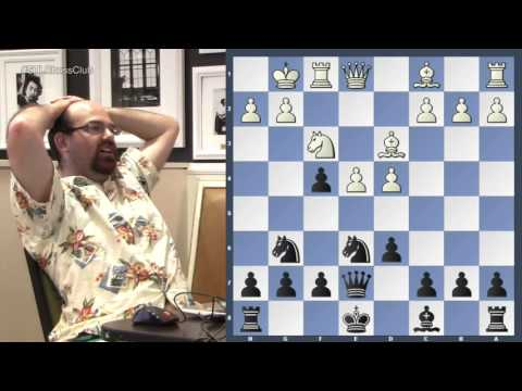 Rapport vs. Jobava, Olympiad 2016 | Chess in the 21st Century - GM Josh Friedel