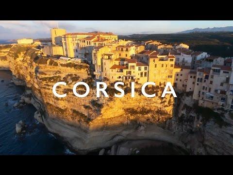 Test flight in Corsica | Parrot Bebop 2 drone