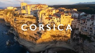 Test flight in Corsica | Parrot Bebop 2 drone