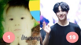 Yugyeom GOT7 Childhood   From 1 To 19 Years Old thumbnail