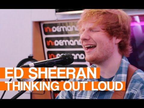 Ed Sheeran - Thinking Out Loud | Live Session