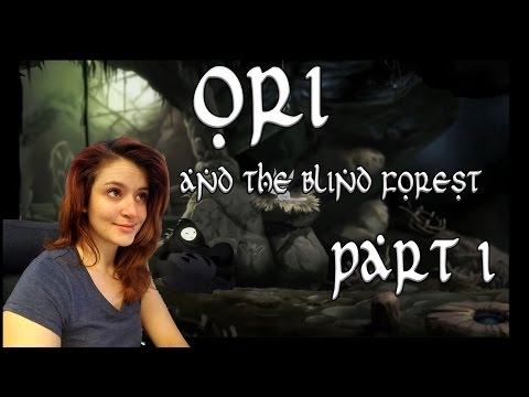 Let's Play-Ori and the Blind Forest: Definitive Edition: Twitch Gameplay Walkthrough-Hack Attack!
