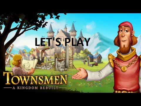 Let's Play - Townsmen - A Kingdom Rebuilt  