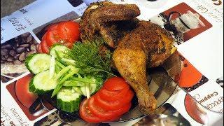 Курица запеченная на соли - рецепты горячих блюд