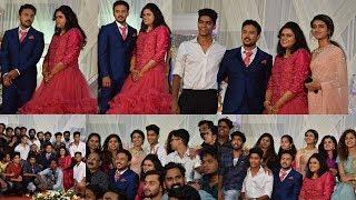 Adaar Love Team at Arun Kumar Wedding Reception | Exclusive Video