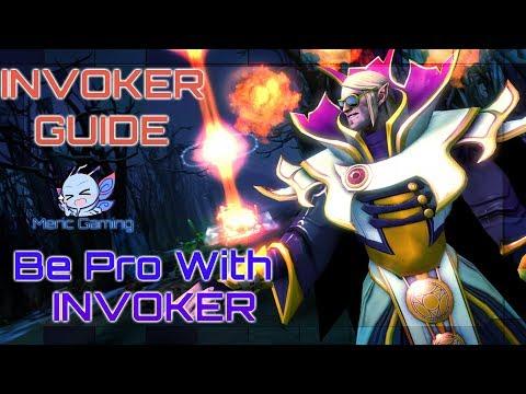 Dota 2 -  Advanced Invoker Guide [ Part 1 ]
