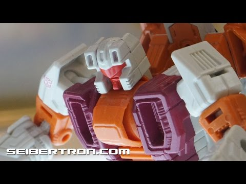 BotCon 2016 Hasbro Products: Computron, Platinum Editions