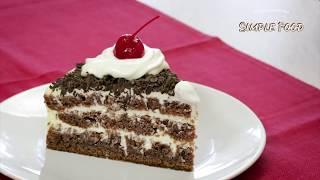 Бюджетный ТОРТ на КЕФИРЕ !!!  Нереально ВКУСНО и ПРОСТО! Он Просто ТАЕТ во рту! Chocolate cake