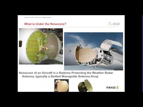Webinar:  Electromagnetic Applications in the Defense Industry