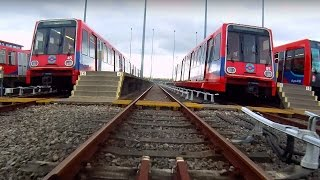 How Do Driverless Trains Work? - Bang Goes The Theory - Brit Lab - BBC