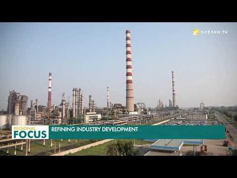 До 100 млн тонн нефти в год может добывать Казахстан на море
