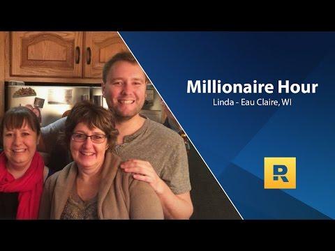 Millionaire Theme Hour - Linda form Eau Claire, WI