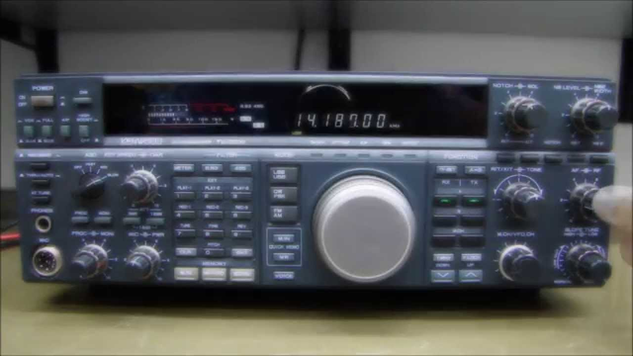 ALPHA TELECOM: KENWOOD TS-850S/AT REVISÃO PREVENTIVA