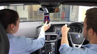 Demonstration of technology to prevent texting and driving thumbnail