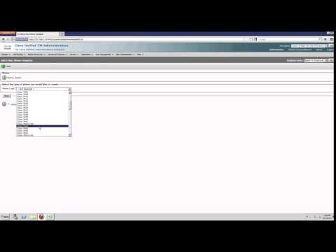 Cisco Unified Communications Manager Bulk Administration Tool