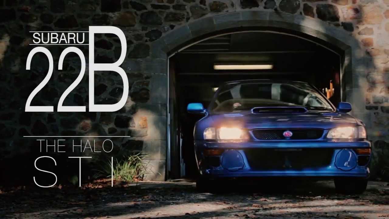 Subaru Vintage Garage 1998 Impreza 22b Sti Youtube