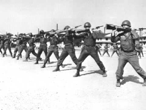 Basic Training: Ft Leonard Wood 1967