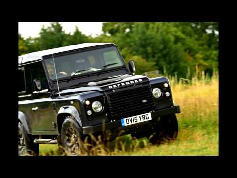 Review Pictures Land Rover Defender 90 2015
