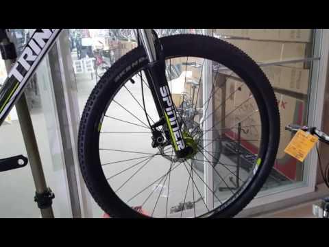 รีวิวจักรยานเสือภูเขา TrinX รุ่น xX1A(6500บาท)