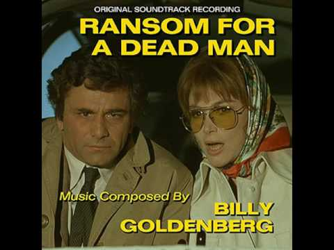 Columbo Soundtrack - Ransom for a Dead Man (1971) - Billy Goldenberg