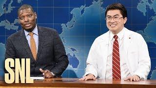 Weekend Update: Chen Biao on the Coronavirus - SNL