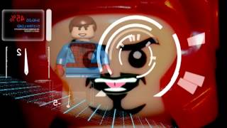 The Lego Marvel Superheroes: Spiderman! Friend Or Foe?