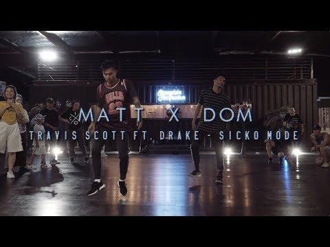 Matt Sabino X Dom Johnson | Travis Scott Ft. Drake - SICKO MODE | Snowglobe Perspective