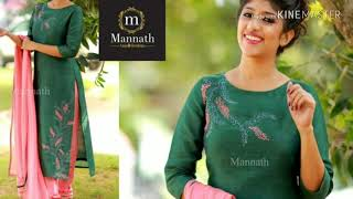 Churidar designs- new trends latest designs