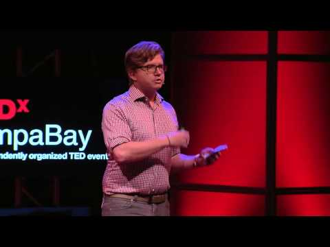 At the Speed of Money: How Cryptocurrency Will Transform Everything | David Morris | TEDxTampaBay