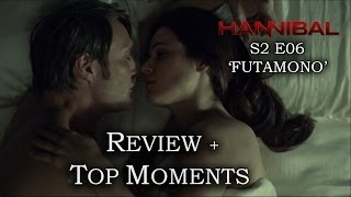 Hannibal Season 2 Episode 6 - DINNER PARTY- Review + Top Moments