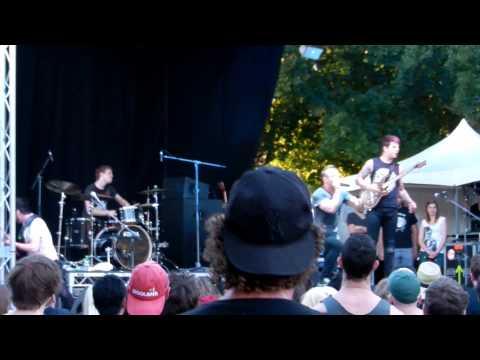 The Dillinger Escape Plan - Black Bubblegum ( Perth ,soundwave 2012)