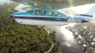 Translado Triplo 3 Cessna 210 EUA x BRASIL em HD / FERRY OF 3 CESSNA 210 TO BRASIL