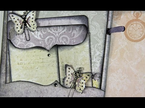 Butterfly & Flower DIY Paper Clip Embellishments