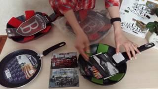 Посуда для кухни - выбираем сковородку обзор, сковорода гриль