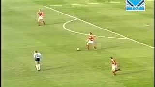 Товарищеский матч 1988 Аргентина СССР