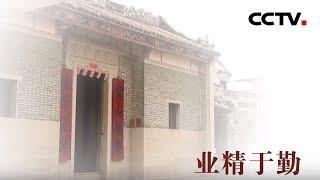 [中华优秀传统文化]业精于勤| CCTV中文国际