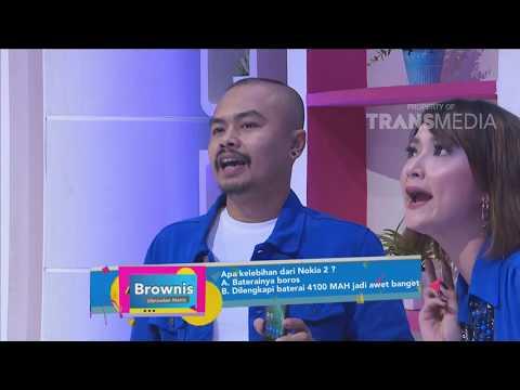 BROWNIS - Kocak ! Adegan Kungfu Ala Wendy VS Leon Dozan, Gimana Kalau Anwar ? (25/4/18) Part 3