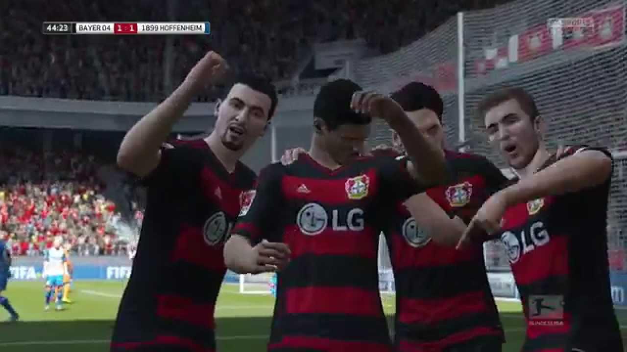 Fifa 16 Hoffenheim