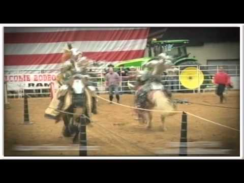 Fox47 Presents  Taking The Reins Full Metal Jousting