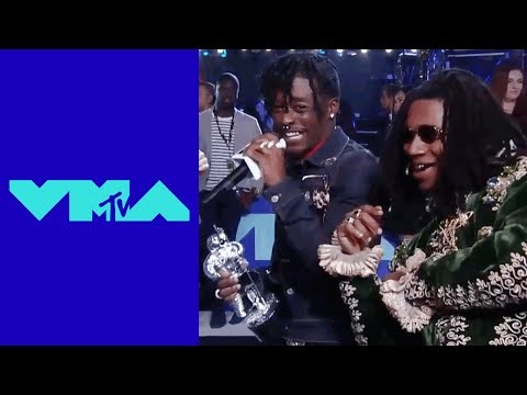 Lil Uzi Vert Wins Song of the Summer for 'XO Tour Llif3' | 2017 VMA Pre-Show | MTV