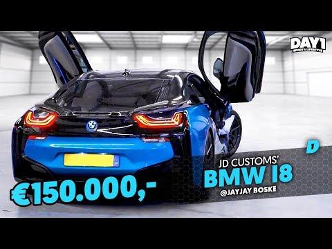 150.000,- BMW i8 van JD Customs    #DAY1 Afl. #5