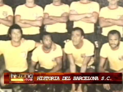 HISTORIA DEL BARCELONA SC