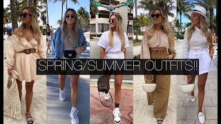 MIAMI & THE BAHAMAS VLOG WITH MY BESTIE/EVERYTHING I WORE.