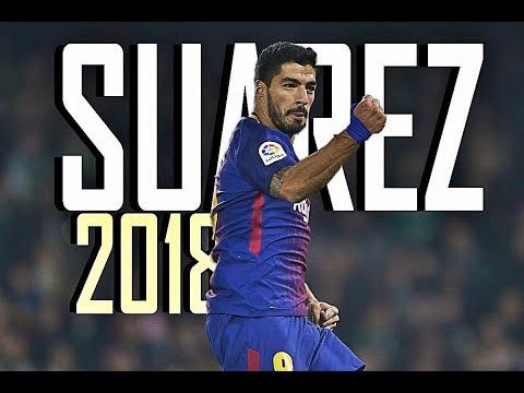 Luis Suarez - Skills & Goals • 2018 | Zeros