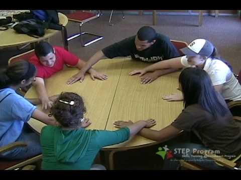 Hand Tap Game - STEP Program