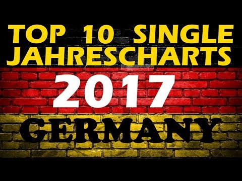 TOP 10 Single Jahrescharts Deutschland 2017 | Year-End Single Charts Germany | ChartExpress