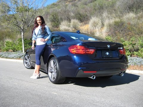 NEW BMW 440I Tanzanite Blue / Exhaust Sound / 19  M Wheels / BMW Review